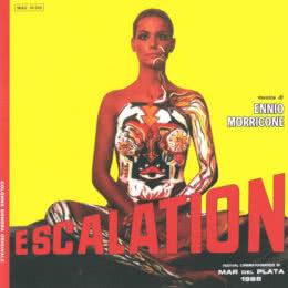 Обложка к диску с музыкой из фильма «Эскалация»