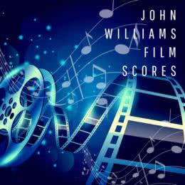 Обложка к диску с музыкой из сборника «John Williams - Film Scores»