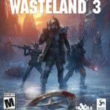 Маленькая обложка диска c музыкой из игры «Wasteland 3»