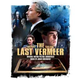 Обложка к диску с музыкой из фильма «Последний Вермеер»