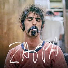 Обложка к диску с музыкой из фильма «Заппа»