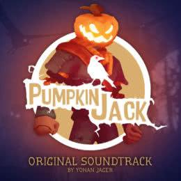 Обложка к диску с музыкой из игры «Pumpkin Jack»