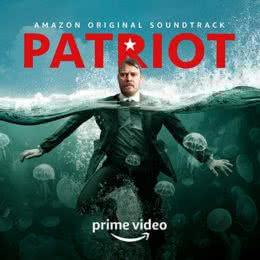 Обложка к диску с музыкой из сериала «Патриот (2 сезон)»