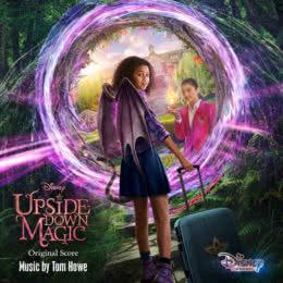 Обложка к диску с музыкой из фильма «Совсем другая магия»