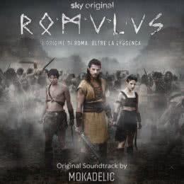 Обложка к диску с музыкой из сериала «Ромул (1 сезон)»