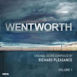 Обложка к диску с музыкой из сериала «Уэнтуорт (Volume 1)»