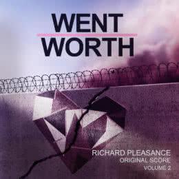 Обложка к диску с музыкой из сериала «Уэнтуорт (Volume 2)»