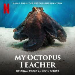 Обложка к диску с музыкой из фильма «Мой учитель-осьминог»