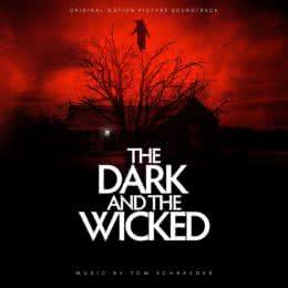 Обложка к диску с музыкой из фильма «Пустошь тьмы и зла»