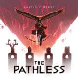 Маленькая обложка диска c музыкой из игры «The Pathless»