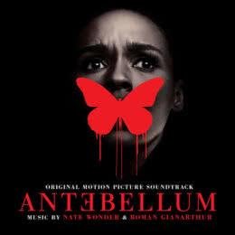 Обложка к диску с музыкой из фильма «Антебеллум»