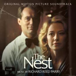 Обложка к диску с музыкой из фильма «Гнездо»