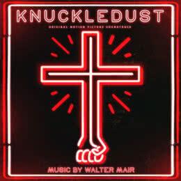 Обложка к диску с музыкой из фильма «Клуб «Кастет»»