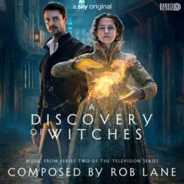 Обложка к диску с музыкой из сериала «Открытие ведьм (2 сезон)»