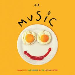 Обложка к диску с музыкой из фильма «Мьюзик»