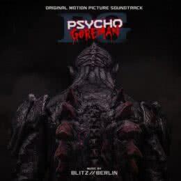 Обложка к диску с музыкой из фильма «Псих-расчленитель»