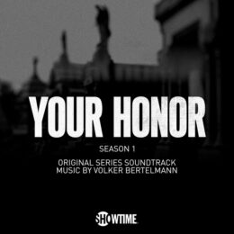Обложка к диску с музыкой из сериала «Ваша честь (1 сезон)»
