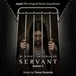 Обложка к диску с музыкой из сериала «Дом с прислугой (2 сезон)»