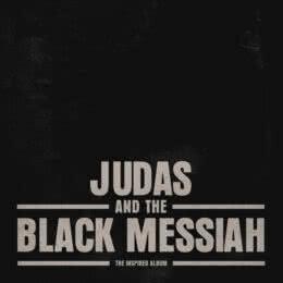 Обложка к диску с музыкой из фильма «Иуда и чёрный мессия»