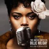 Маленькая обложка диска c музыкой из фильма «Соединённые Штаты против Билли Холидей»