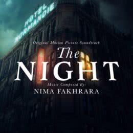 Обложка к диску с музыкой из фильма «Ночь»