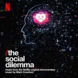 Маленькая обложка к диску с музыкой из фильма «Социальная дилемма»