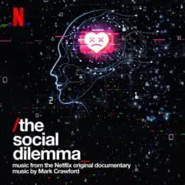 Обложка к диску с музыкой из фильма «Социальная дилемма»