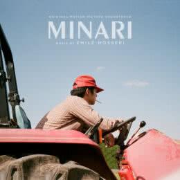 Обложка к диску с музыкой из фильма «Минари»