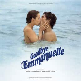 Обложка к диску с музыкой из фильма «Прощай, Эммануэль»