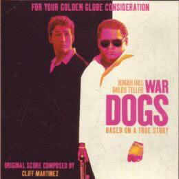Обложка к диску с музыкой из фильма «Парни со стволами»