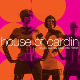 Обложка к диску с музыкой из фильма «Дом Пьера Кардена»