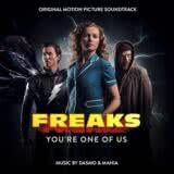 Маленькая обложка к диску с музыкой из фильма «Фрики: Ты один из нас»