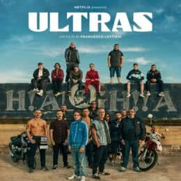 Обложка к диску с музыкой из фильма «Ультрас»