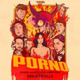 Обложка к диску с музыкой из фильма «Порно»