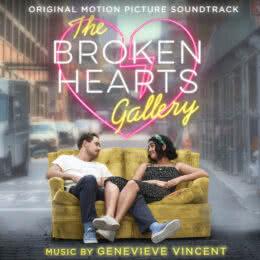 Обложка к диску с музыкой из фильма «Галерея разбитых сердец»