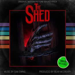 Обложка к диску с музыкой из фильма «Подсобка дьявола»