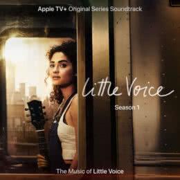 Обложка к диску с музыкой из сериала «Её голос (1 сезон)»