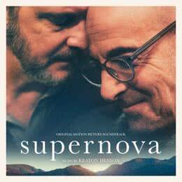Обложка к диску с музыкой из фильма «Супернова»