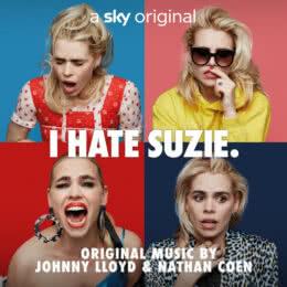 Обложка к диску с музыкой из сериала «Я ненавижу Сьюзи (1 сезон)»
