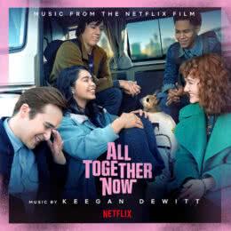 Обложка к диску с музыкой из фильма «Теперь мы все вместе»