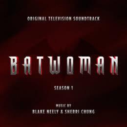 Обложка к диску с музыкой из сериала «Бэтвумен (1 сезон)»