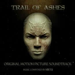 Обложка к диску с музыкой из фильма «След из пепла»
