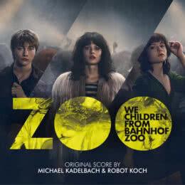 Обложка к диску с музыкой из сериала «Мы, дети станции Зоо (1 сезон)»