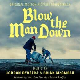 Обложка к диску с музыкой из фильма «Поднять паруса»