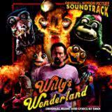 Маленькая обложка к диску с музыкой из фильма «Страна чудес Вилли»