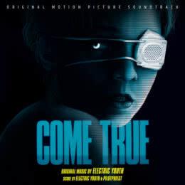 Обложка к диску с музыкой из фильма «Кошмары»
