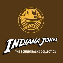 Обложка к диску с музыкой из сборника «Indiana Jones: The Soundtracks Collection»