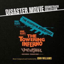 Обложка к диску с музыкой из сборника «Disaster Movie Soundtrack Collection»