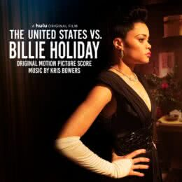 Обложка к диску с музыкой из фильма «Соединённые Штаты против Билли Холидей»
