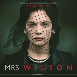 Обложка к диску с музыкой из сериала «Миссис Уилсон (1 сезон)»